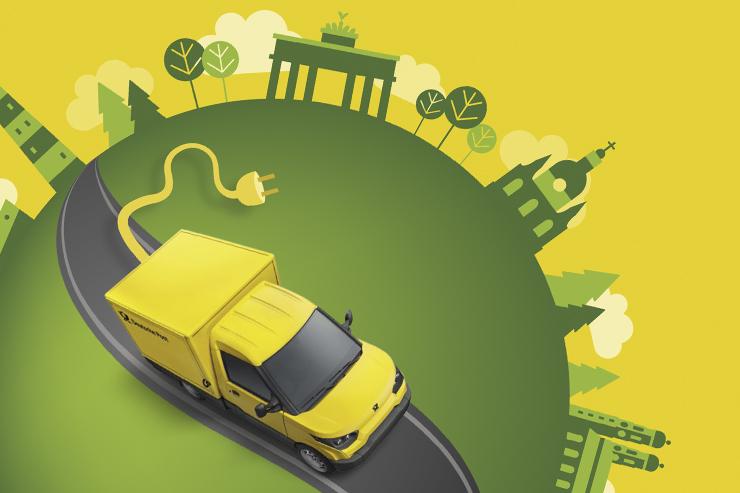 mumbi unterstützt DHL GoGreen Regional – Umweltschutz vor Ort