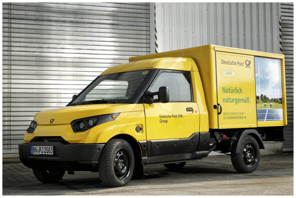 Deutsche Post Streetscooter