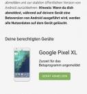 Android O - Anmeldung Zum Betaprogramm
