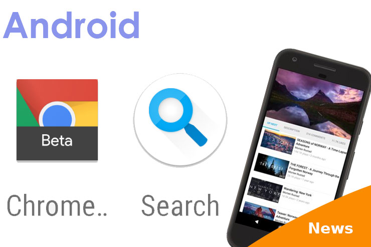 Android: neue und kommende Google-Apps