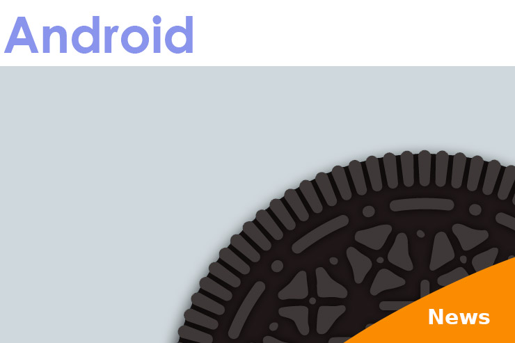 Gratis Android 8 Oreo Wallpaper im Material Design