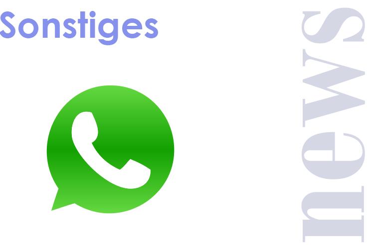 WhatsApp – per Textsuche durch den Emoji-Dschungel