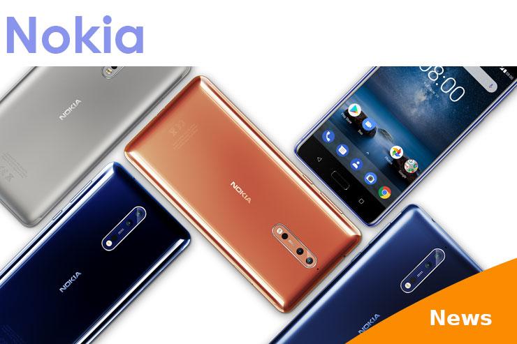 HMD gibt offizielle Informationen zu Nokia 8 bekannt
