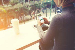 Paydirekt-Einkauf mit dem Smartphone