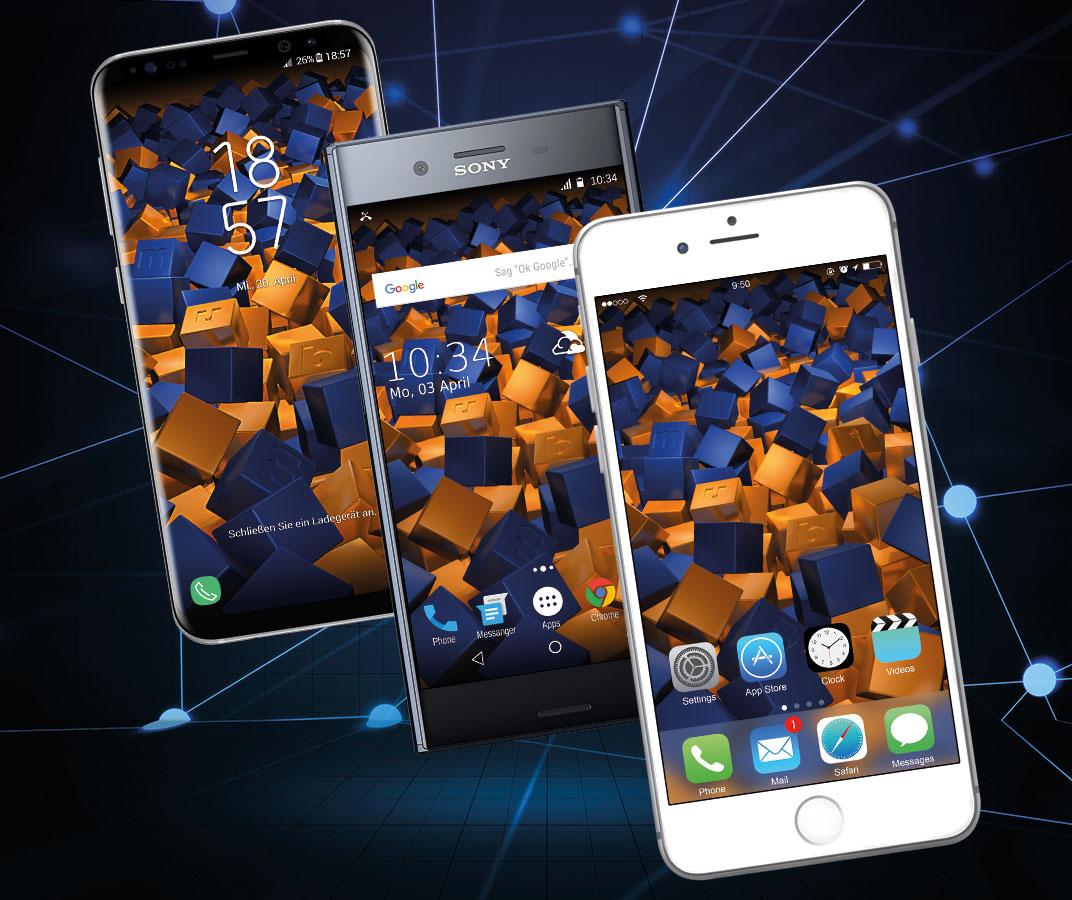 3 Top-Smartphones & 40 weitere tolle Preise gewinnen