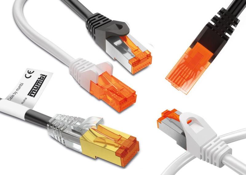 Netzwerkkabel Unterschiede: Cat 5, Cat 6 & Cat 7