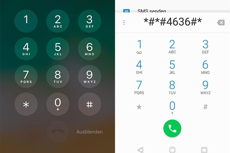 Übersicht: GSM-Codes für iPhone & Android