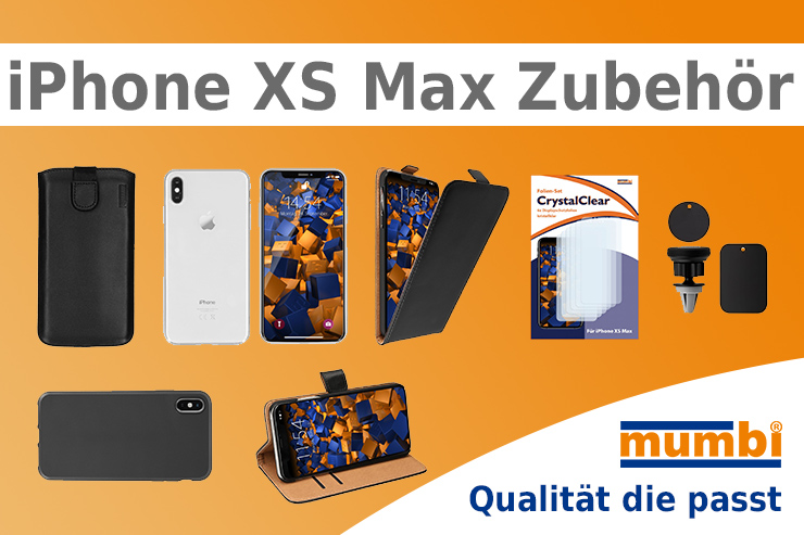 iPhone XS Max Zubehör – wir beraten Sie gerne